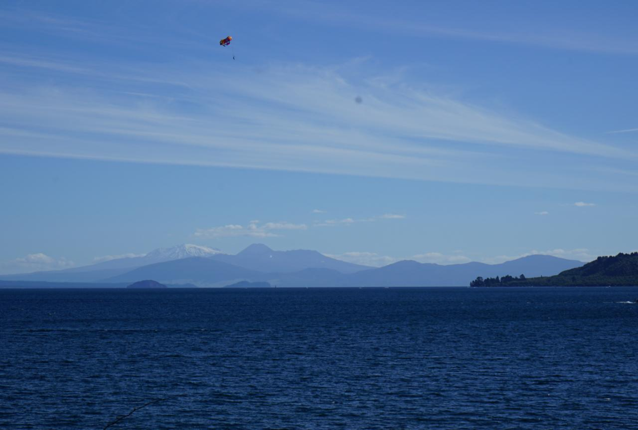 Am Great Lake Taupo